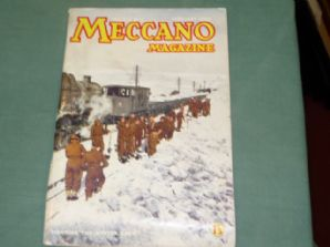 MECCANO MAGAZINE 1960 Febrary Vol XLV No.2